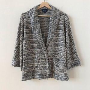 Splendid sweater blazer